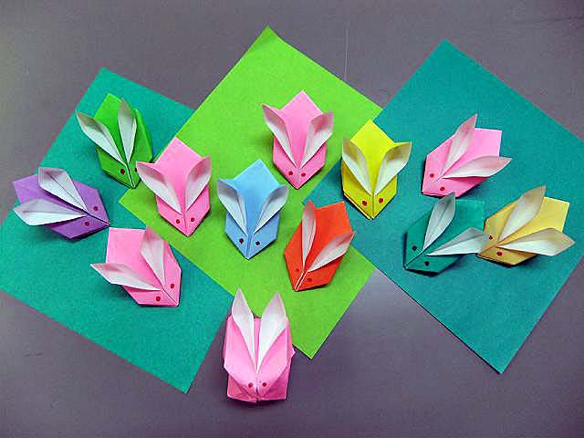 ハート 折り紙 かんたん折り紙 : divulgando.net